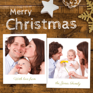 Christmas 6×6 Folded Cards